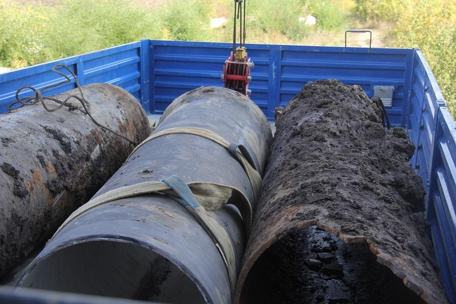 В Тамбове планируют капремонт 4 участков водопровода протяженностью 980 метров