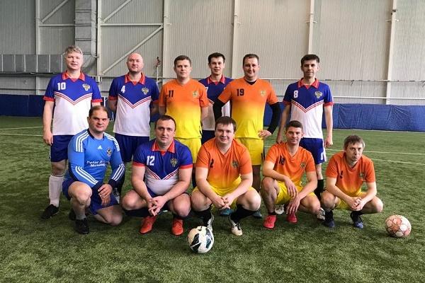 В Тамбове по инициативе прокуратуры области проведен турнир по мини-футболу