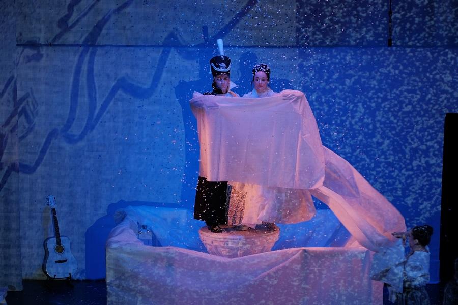 В Тамбове торжественно открыли межрегиональный театральный фестиваль имени Рыбакова