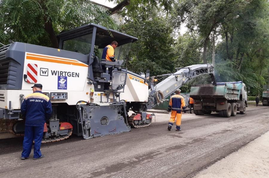 В Тамбове выбирают подрядчиков на ремонт дорог