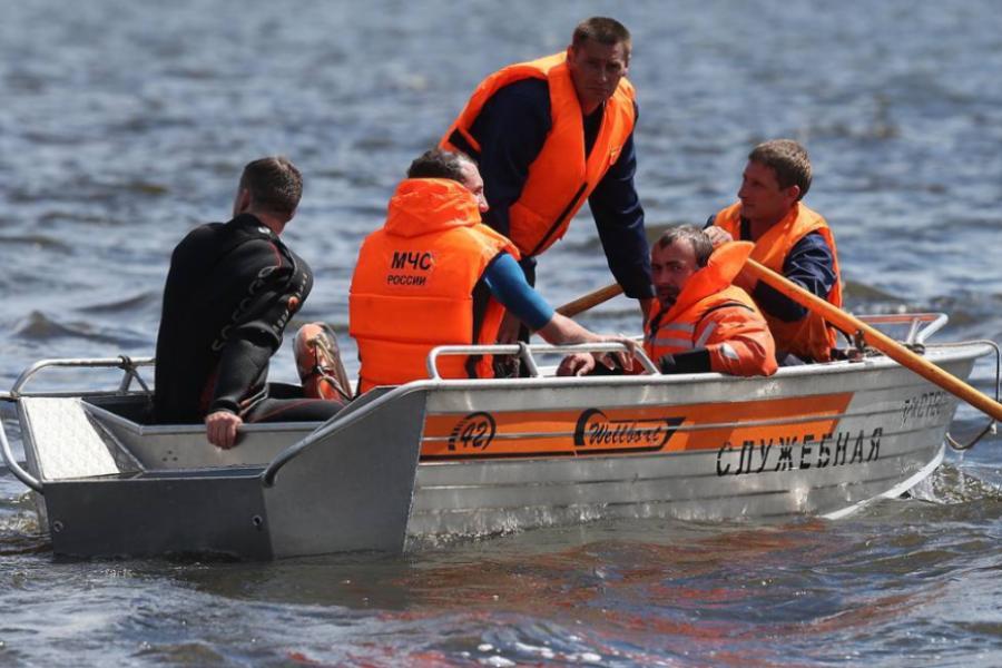 В тамбовских детских лагерях за купанием детей будут следить спасатели на лодках