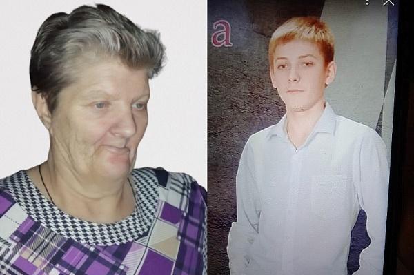 В Тамбовской области 9 мая пропали подросток и пенсионерка