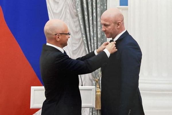 В Тамбовской области представили нового исполняющего обязанности вице-губернатора