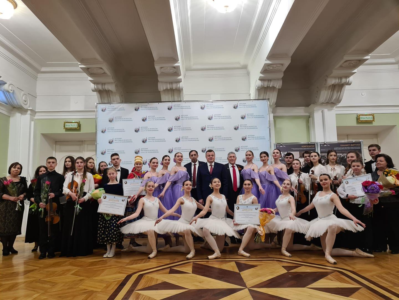 В Тамбовской области создадут академический симфонический оркестр имени Рахманинова