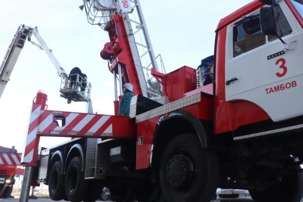 В Тамбовской области за неделю произошло более 70 пожаров