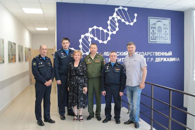В ТГУ откроют новую специальность в сфере военной авиации