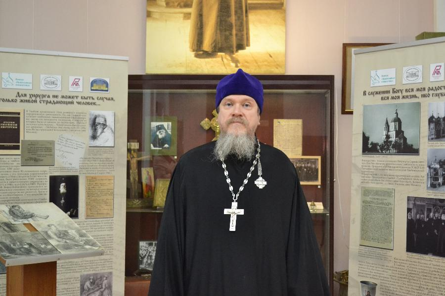 Виктор Лисюнин: Все богослужения будут проходить с ограничениями