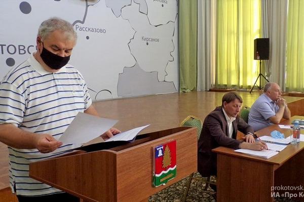 Выборы главы Котовска перенесли на август