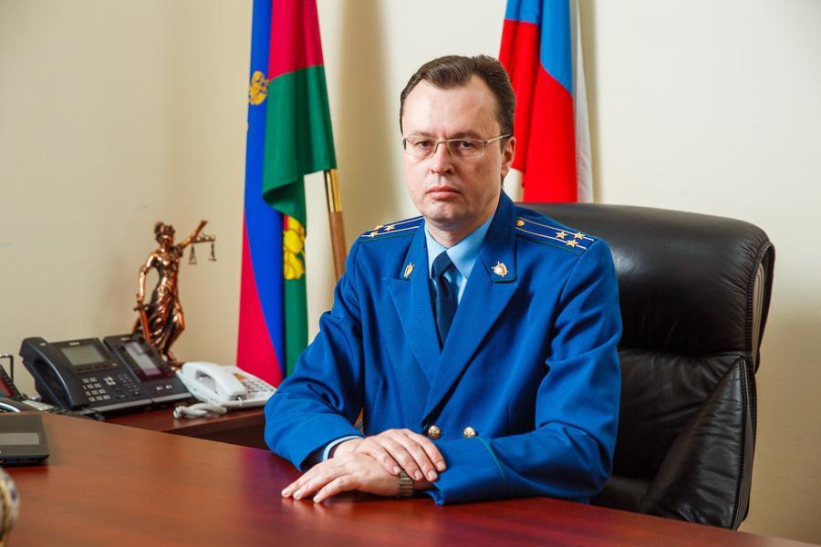 Заместитель прокурора Тамбовской области проведет приём жителей Котовска
