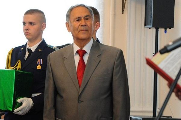 Заведующий филиалом Музейно-выставочного центра Игорь Николаев получил благодарность президента РФ