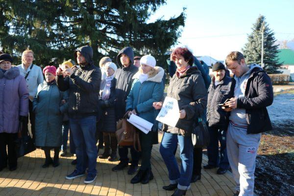 Жители Сосновского района попросили Владимира Путина защитить их от полигона