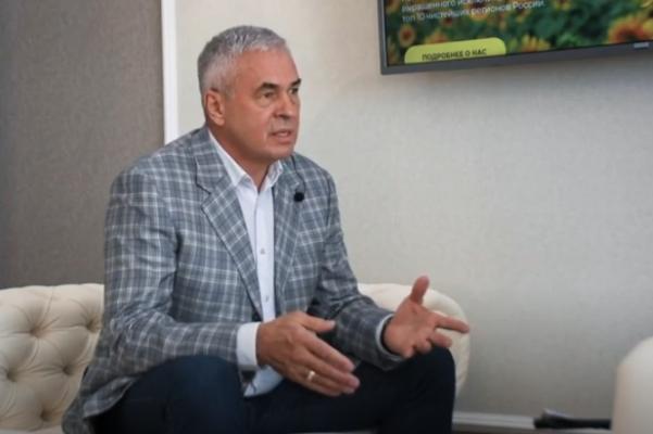 """Директор агрохолдинга """"Экоойл"""" Сергей Максимов: """"Предприятие не стоит на месте, оно динамично развивается"""""""