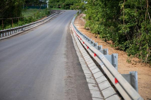Дорогу до деревни Крутые Выселки отремонтировали