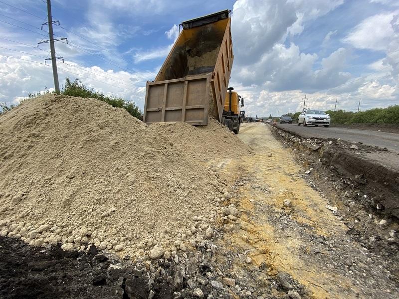 Дорогу из Котовска в Покрово-Пригородное планируют сдать раньше срока