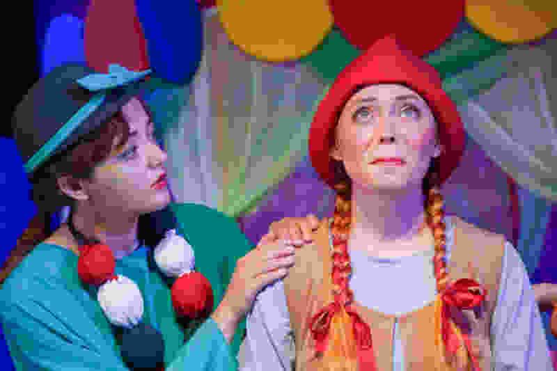 Две Красные шапочки и много зверей: афиша спектаклей для детей