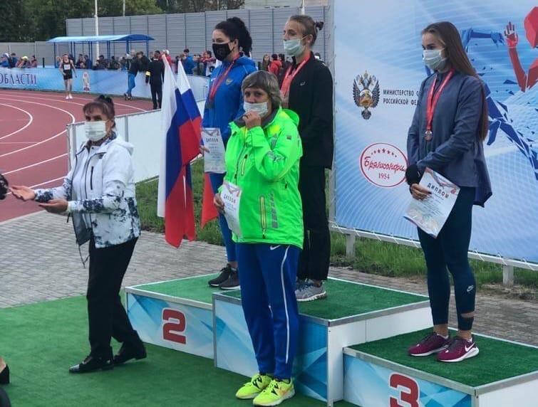 Двое юных тамбовчан стали победителями соревнований по лёгкой атлетике и полиатлону