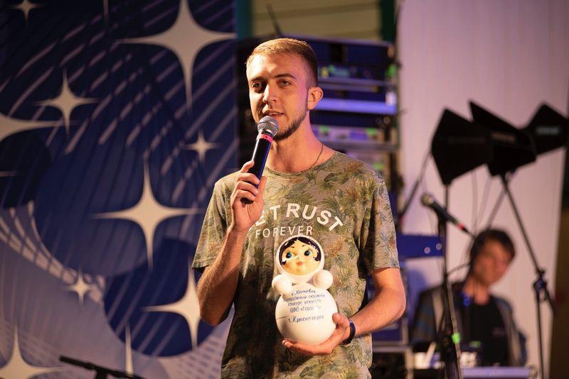Хореограф из Котовска выступил на фестивале современного искусства ЦФО
