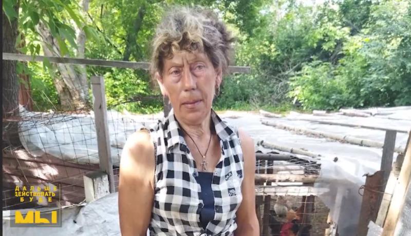 Из-за долгов за услуги ЖКХ мичуринская пенсионерка жила в сарае