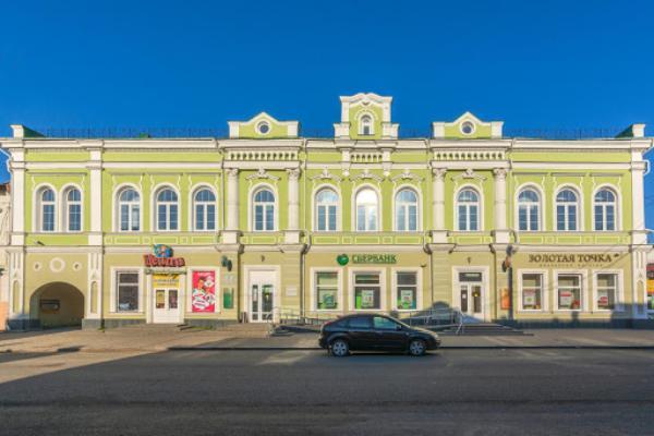 Известное здание в центре Тамбова включено в реестр объектов культурного наследия