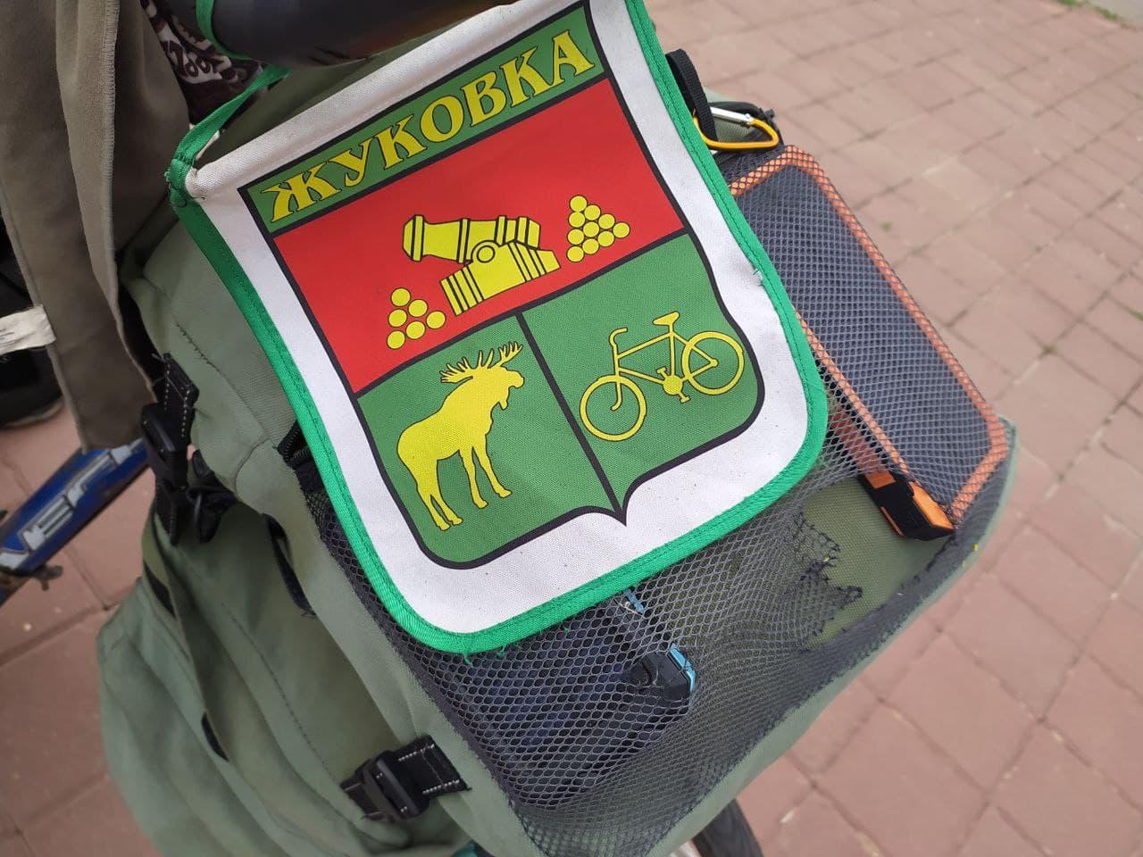 Известный велопутешественник по пути на Алтай сделал остановку в Тамбове
