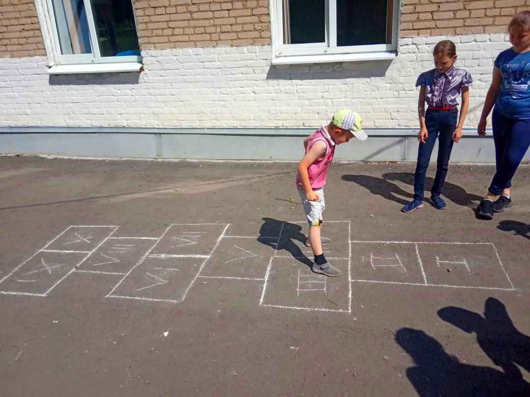 Летом во дворах Тамбова будут проходить спортивные встречи и массовые игры