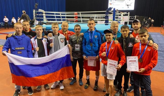 Мичуринский боксёр одержал победу на международном турнире по боксу