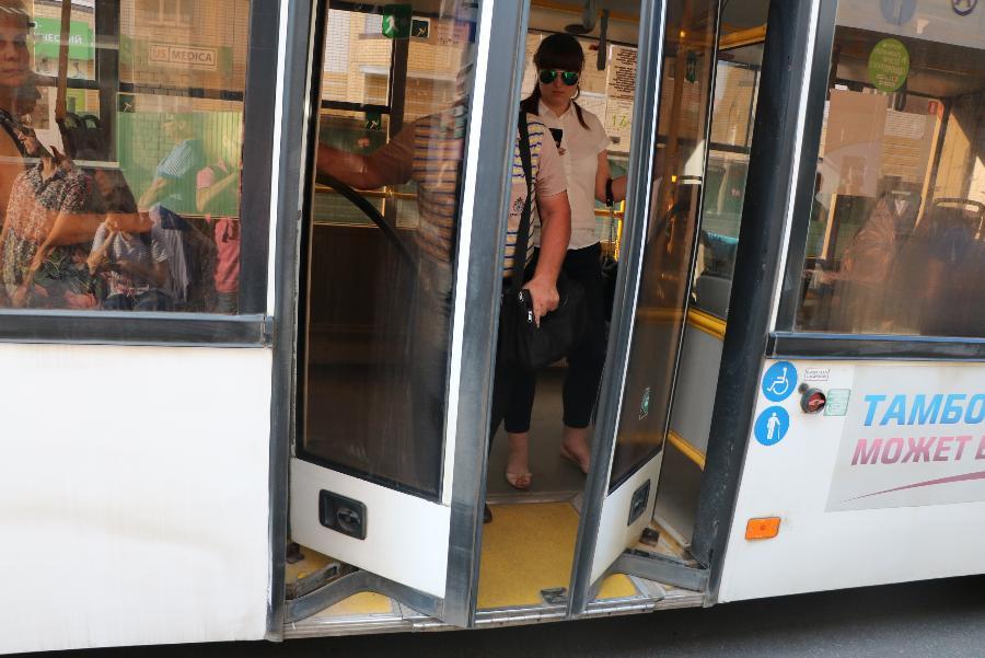 На маршрут № 45 в Тамбове хотят пустить больше автобусов