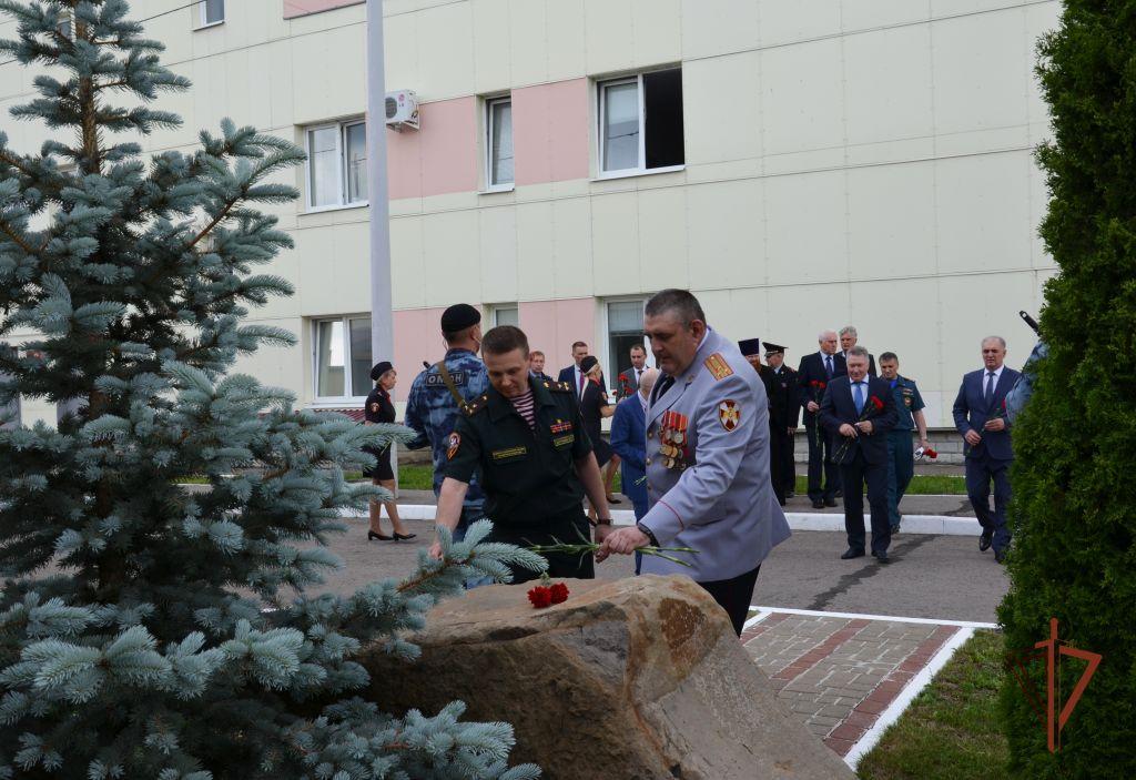 Назначен новый начальник управления Росгвардии по Тамбовской области