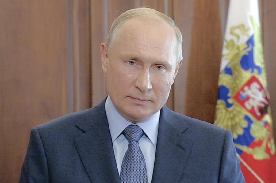 Путин поставил под сомнение объективность показателей по COVID-19 в южных странах