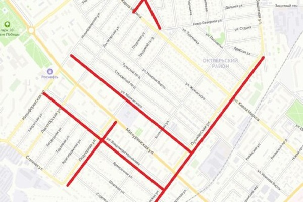 Тамбовчан приглашают контролировать ремонт городских дорог