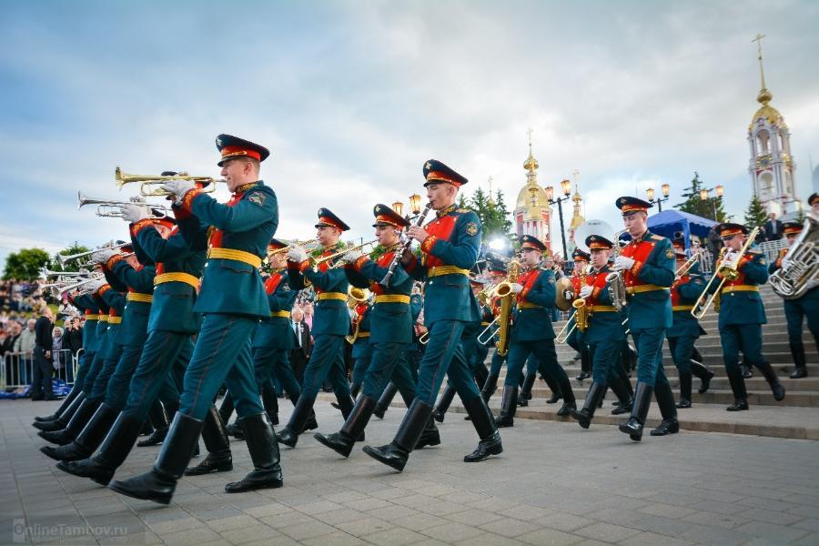 Тамбовчане смогут посмотреть мероприятия ко Дню города в режиме онлайн