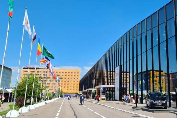 Тамбовская делегация принимает участие в Петербургском экономическом форуме