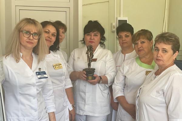 Тамбовские онкологи удостоены всероссийской награды