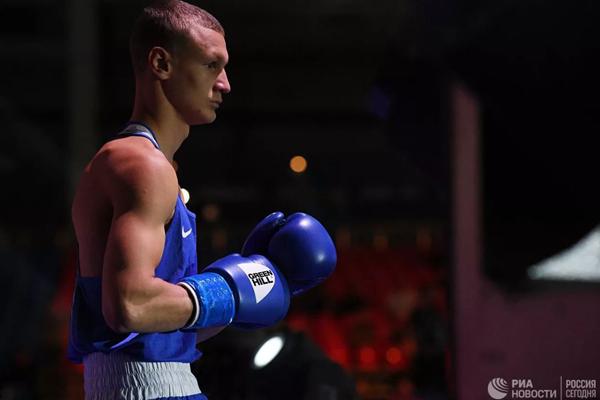 Тамбовский боксёр Илья Попов дебютирует на профессиональном ринге