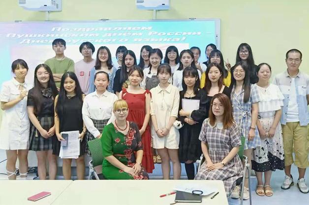 ТГУ занимается продвижением русского языка в Китае