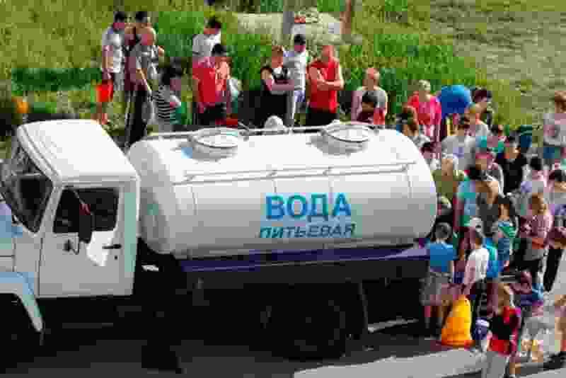 «ТКС» привлекут к ответственности за отключения воды на севере Тамбова