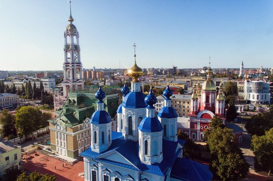 У православных тамбовчан появились два новых церковных праздника