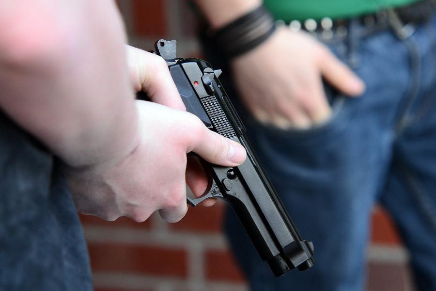 В Госдуме предложили приравнять пиротехнику к оружию