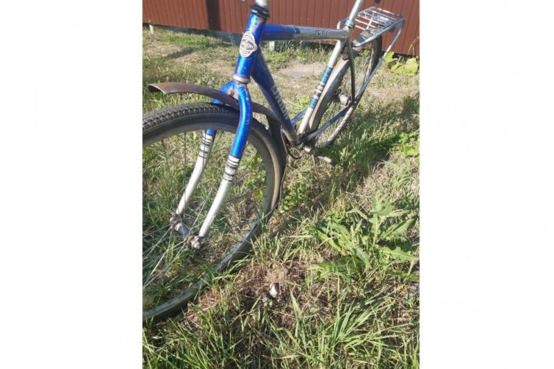 В Мичуринске 55-летнего велосипедиста сбила машина