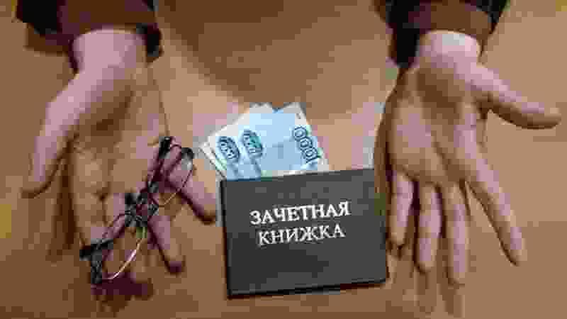 В Мичуринске задержали преподавателя-взяточника