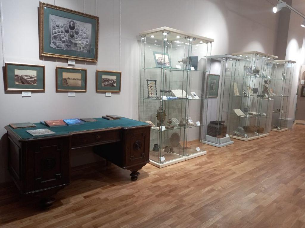 В музее Моршанска после реконструкции появился церковный зал