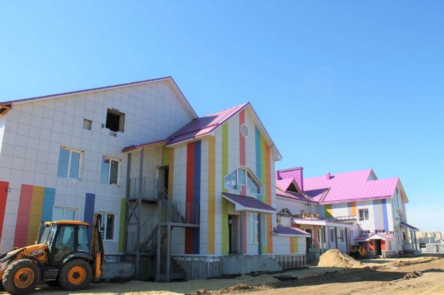 В новый детский сад на севере Тамбова уже открыта запись