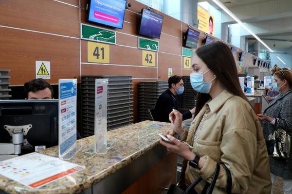 В России могут разрешить регистрировать пассажиров на авиарейсы без паспорта