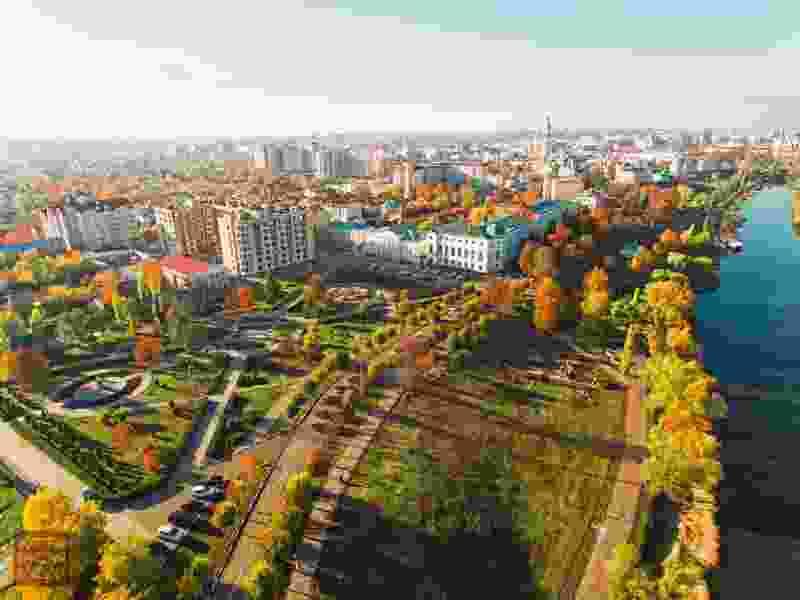 В следующем году в Тамбове благоустроят 3 территории