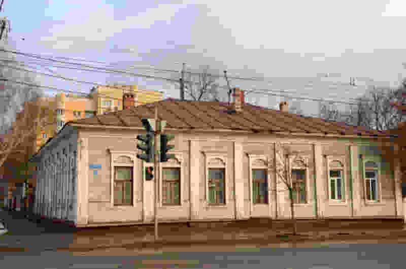 В старинном доме на Советской планируется сделать музей ТГУ