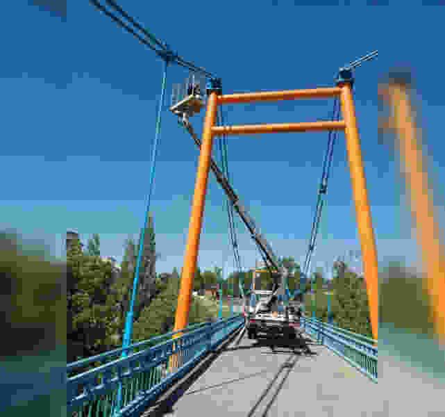 В Тамбове обновят мост у Парка культуры и отдыха