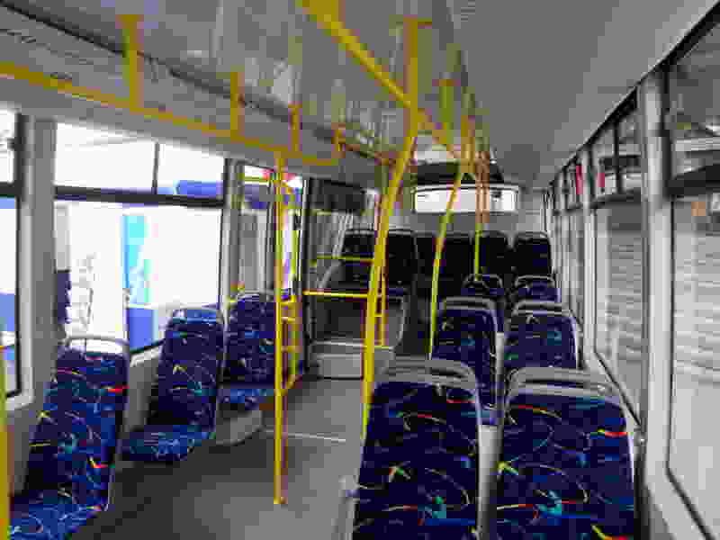 В Тамбове отменили автобус «Сенько - МЖК»