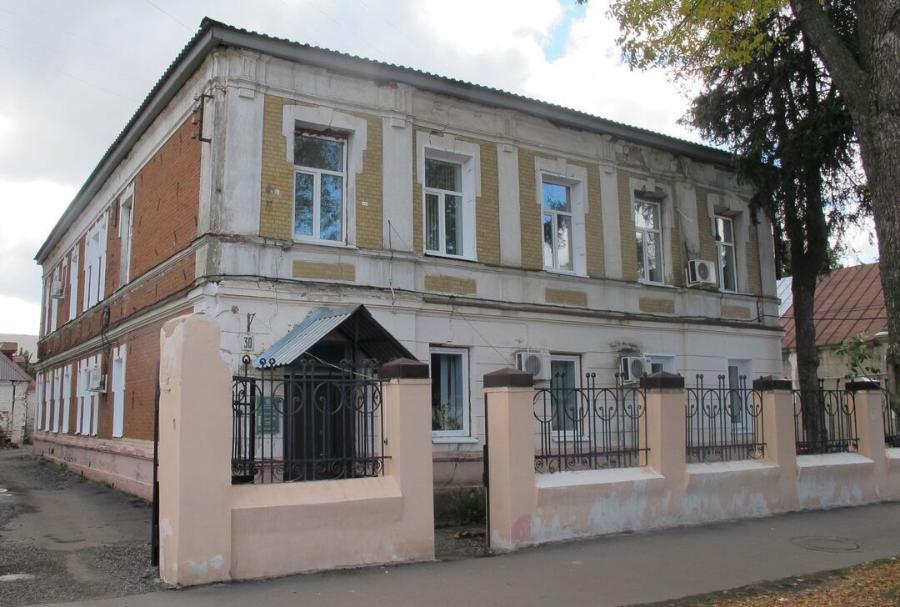 В Тамбове отремонтируют объект культурного наследия, принадлежащий муниципалитету