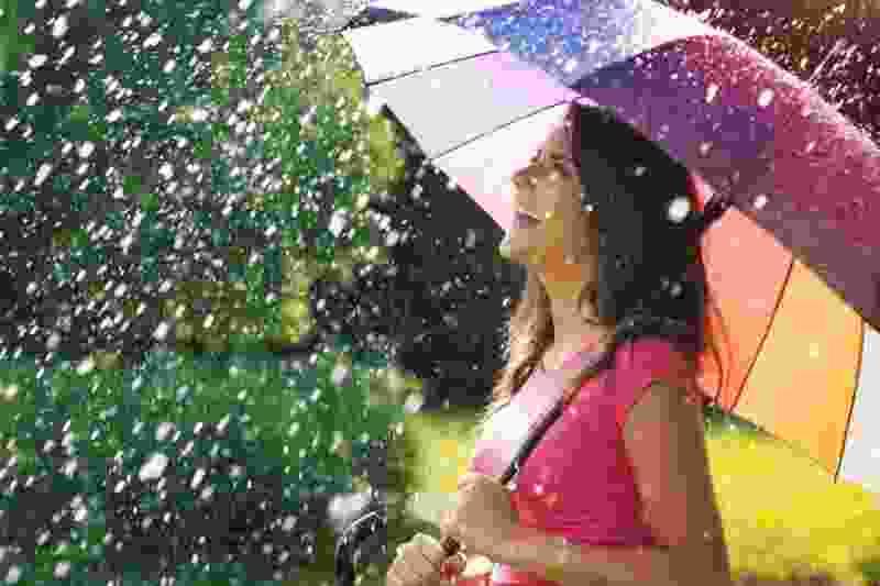 В Тамбове ожидается жара и дожди
