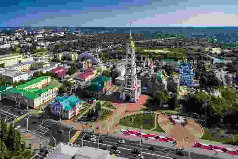 В Тамбове пройдут праздники в честь Дня России и Дня города